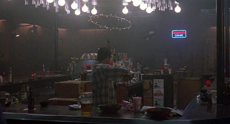 Miller Beer Box in RoboCop 2 (1990) - Movie Product Placement