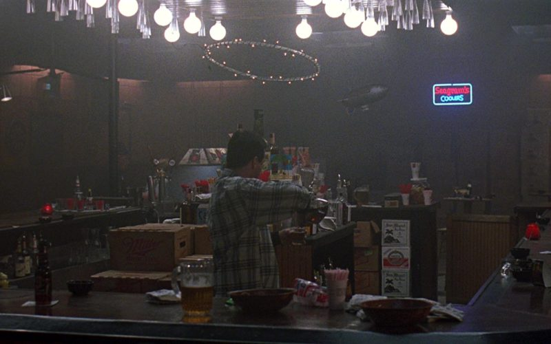 Miller Beer Box in RoboCop 2
