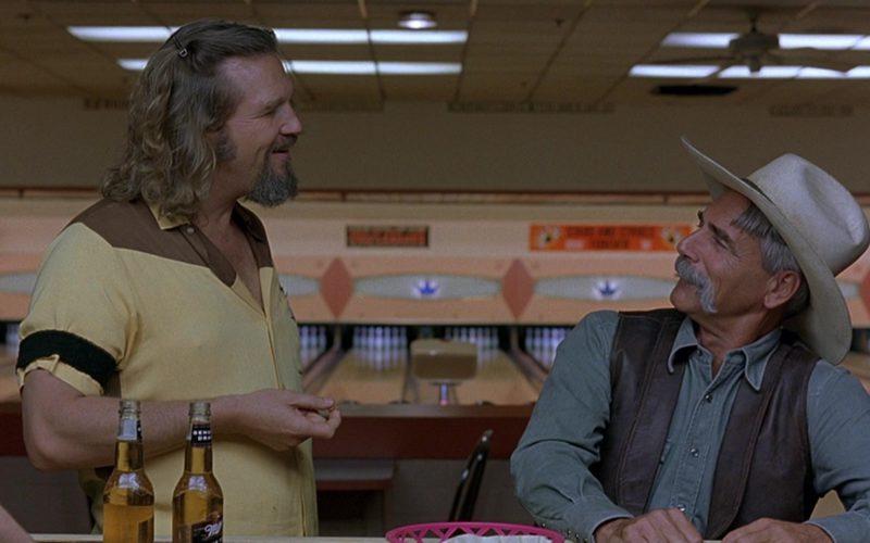 Miller Genuine Draft (MGD) Beer Drunk by Jeff Bridges (The Dude) in The Big Lebowski (1)