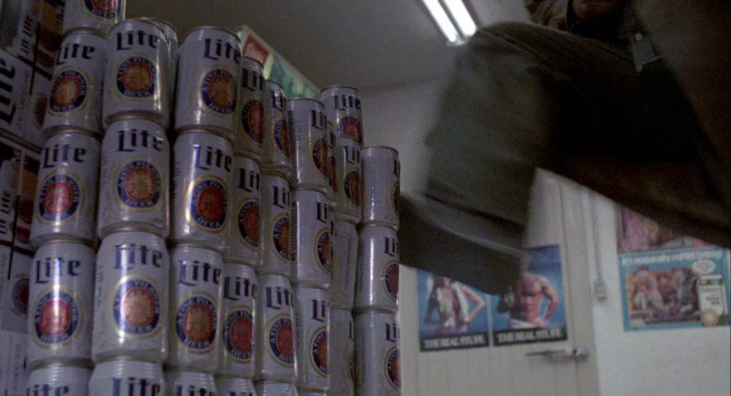 Miller Lite Beer in RoboCop (1987) - Movie Product Placement