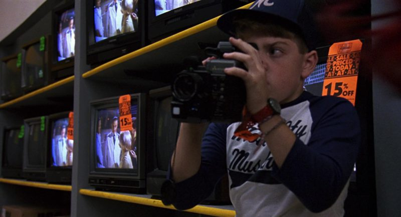 Mitsubishi Video Camera in RoboCop 2 (1990) - Movie Product Placement