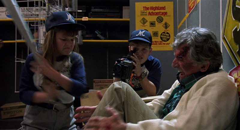 Mitsubishi Video Camera in RoboCop 2 (1990) Movie Product Placement