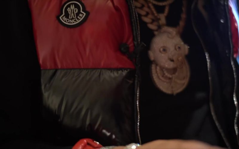 Moncler Jacket Worn by Lil Baby in Global (1)