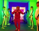 Moncler Red Jacket Worn by Lil Pump in Be Like Me (12)