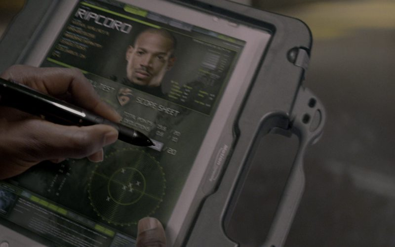 Motion Computing Tablet PC in G.I. Joe The Rise of Cobra (1)