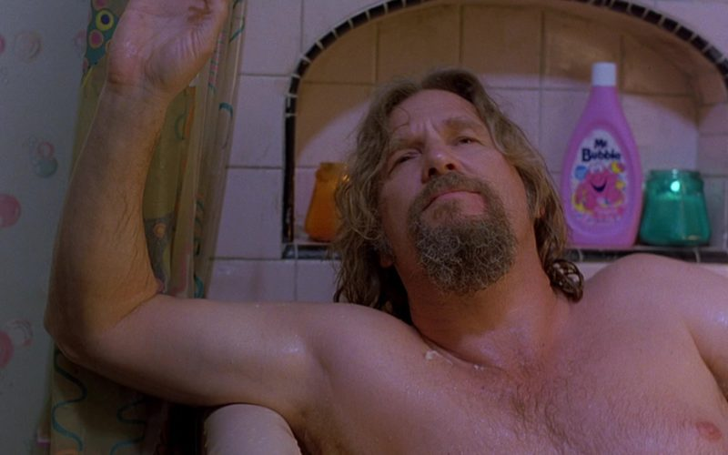 Mr. Bubble Used by Jeff Bridges (The Dude) in The Big Lebowski (3)