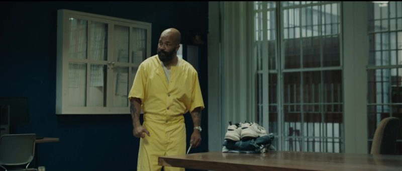 NB Sneakers Worn by Jeffrey Wright in O.G. (2018) Movie