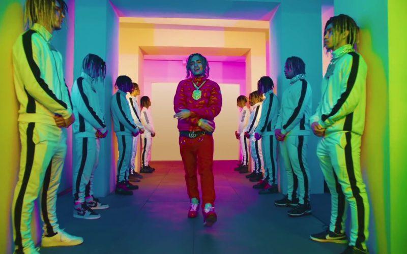 Nike Men's Sneakers in Be Like Me by Lil Pump (3)