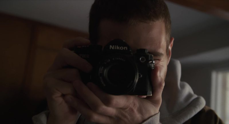 Nikon Camera in Viper Club (2018) Movie Product Placement