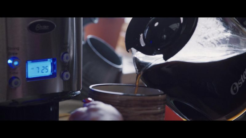 Oster Coffee Maker in Second Act (2018) Movie