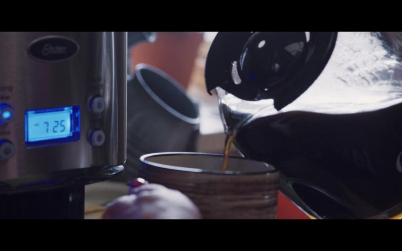 Oster Coffee Maker in Second Act