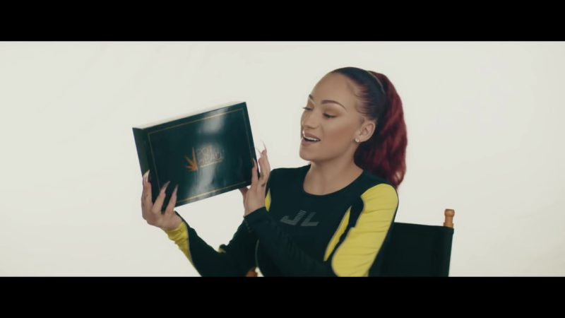 """POTHEAD Hair Care: Cloud Nine Volumizing Powder, Leave Me Be Conditioner & Elixir in """"Bestie"""" by Bhad Bhabie ft. Kodak Black (2019) - Official Music Video Product Placement"""