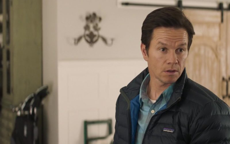 Patagonia Jacket Worn by Mark Wahlberg in Instant Family (4)