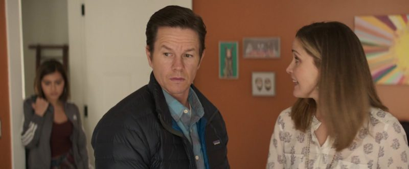 Patagonia Jacket Worn by Mark Wahlberg in Instant Family (2018) Movie Product Placement