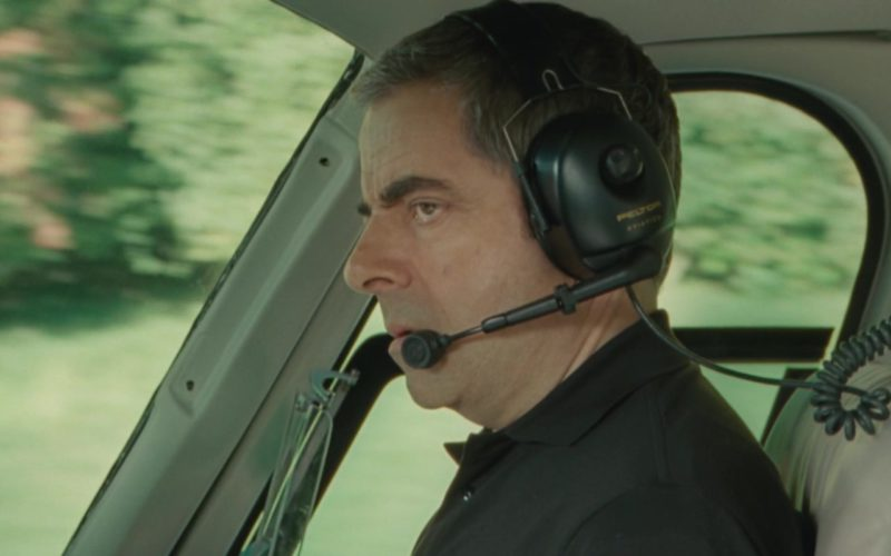 Peltor Aviation Headset Used by Rowan Atkinson in Johnny English Reborn (5)