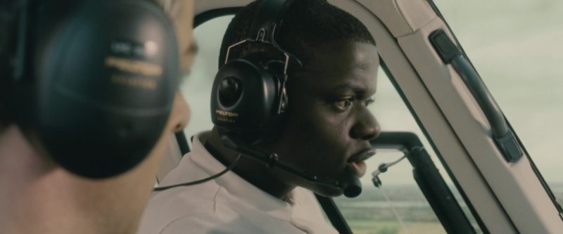 Peltor Headset Used by Daniel Kaluuya in Johnny English Reborn (2011) Movie Product Placement