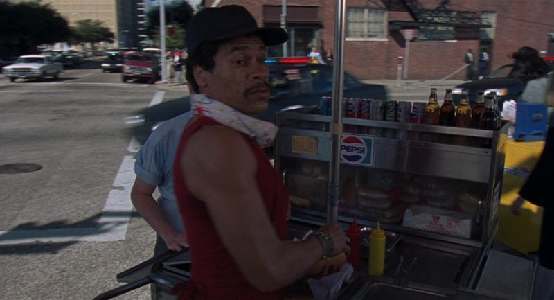 Pepsi in RoboCop 2 (1990) - Movie Product Placement