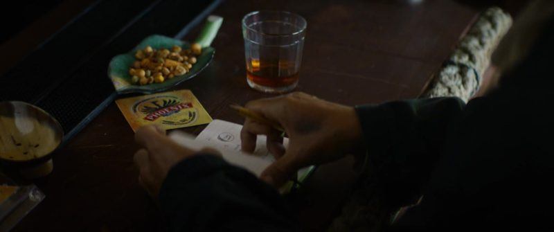 Phoenix Beer in Serenity (2018) Movie Product Placement