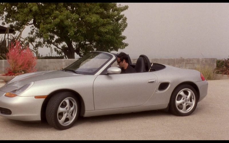 Porsche Boxster [986] Convertible Sports Car Used by Justin Theroux in Mulholland Drive (2)