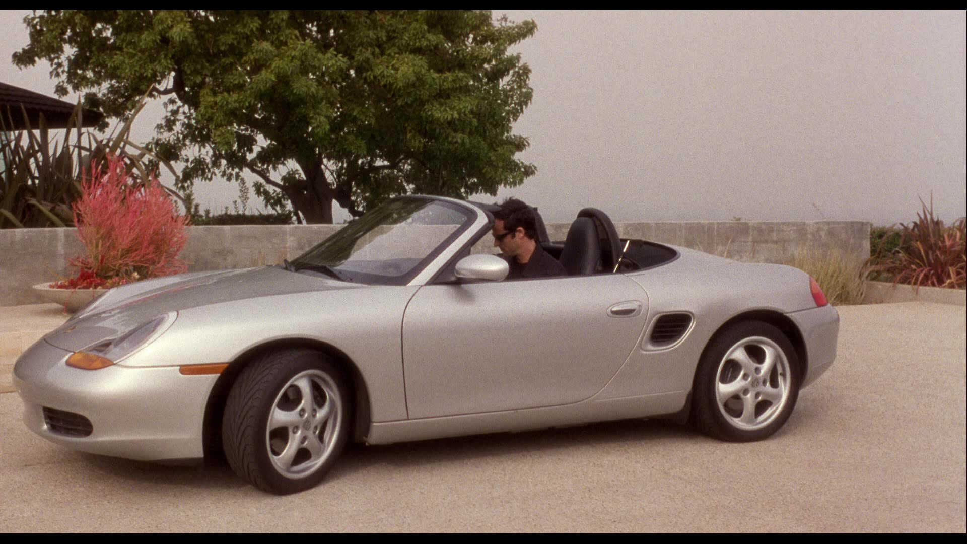 Porsche Boxster 986 Convertible Sports Car Used By