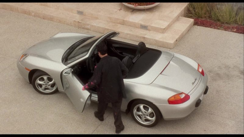 Porsche Boxster [986] Convertible Sports Car Used by Justin Theroux in Mulholland Drive (2001) Movie