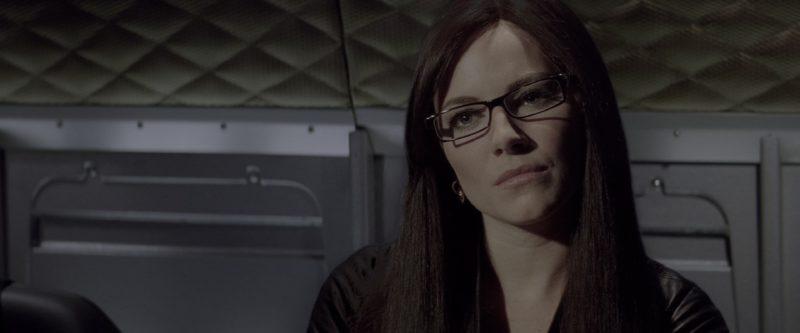 Prada Eyeglasses Worn by Sienna Miller in G.I. Joe: The Rise of Cobra (2009) - Movie Product Placement