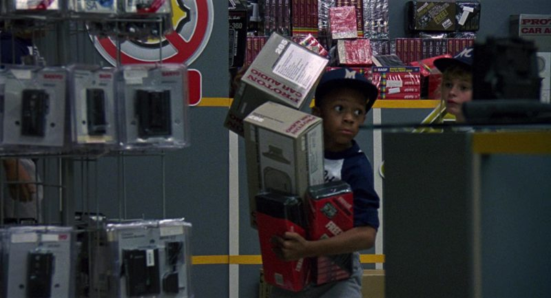 Proton Car Audio in RoboCop 2 (1990) - Movie Product Placement