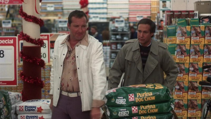 Purina Dog Chow in National Lampoon's Vacation (1983) - Movie Product Placement