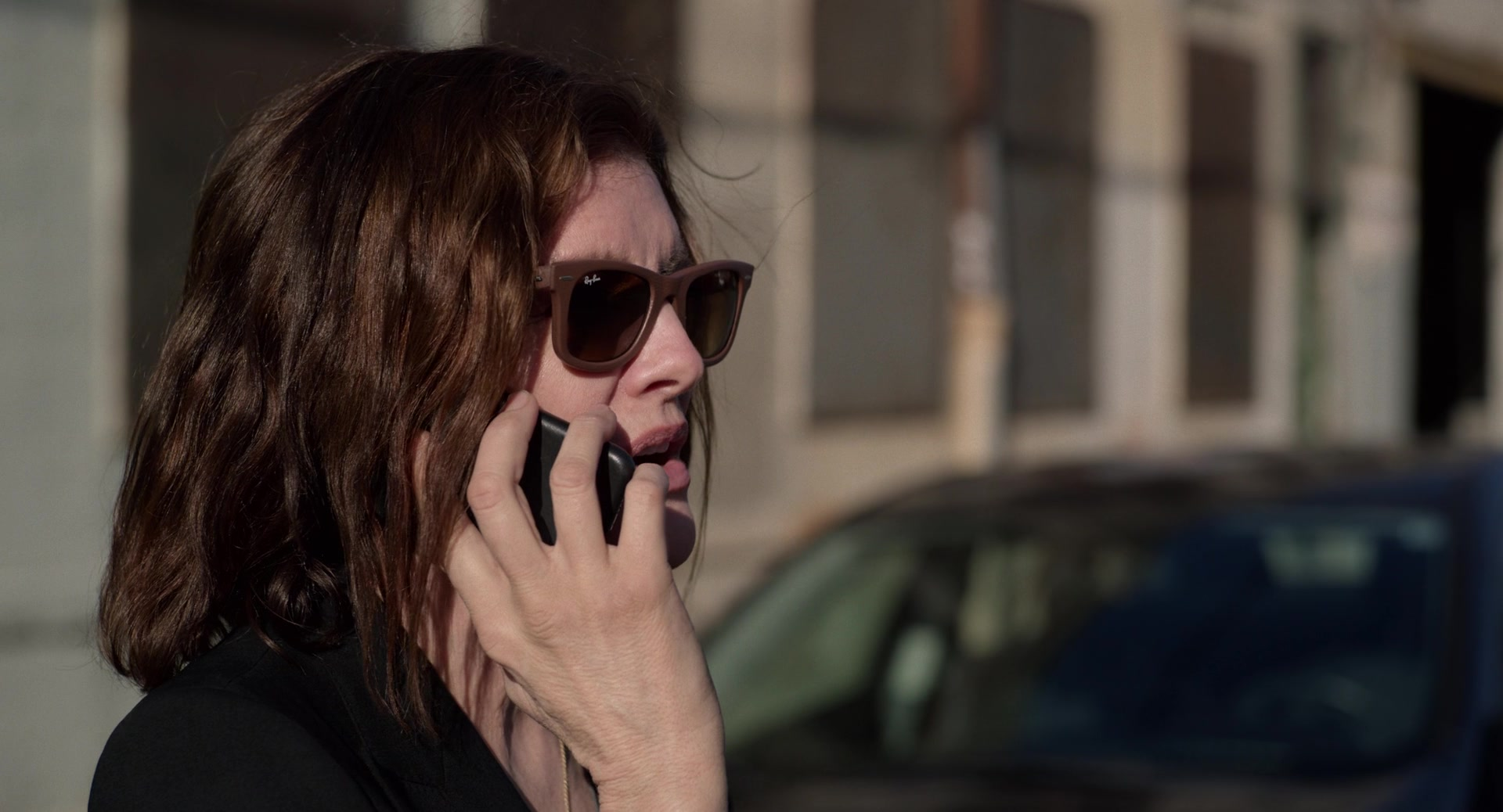 aaea5f5213bfb Ray-Ban Women s Sunglasses With Brown Frame Worn by Rene Russo in Velvet  Buzzsaw (