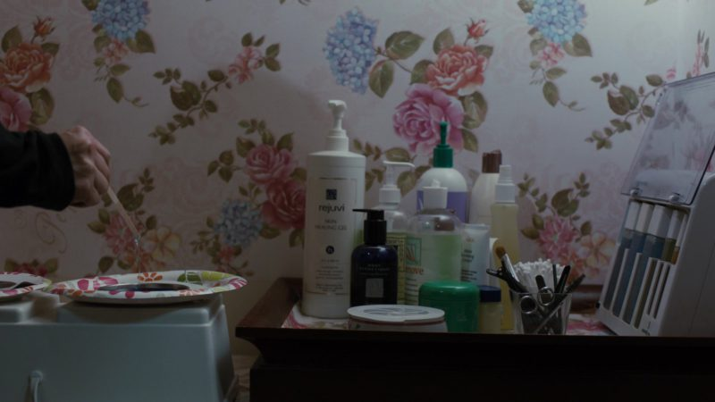 Rejuvi h Skin Healing Gel in Young Adult (2011) Movie Product Placement