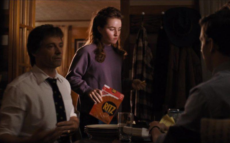 Ritz Crackers in The Front Runner (1)