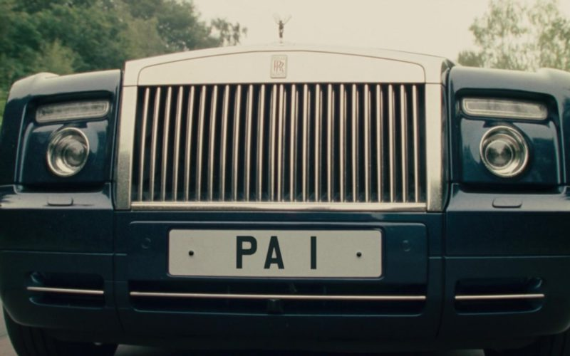 Rolls-Royce Phantom Coupé Luxury Convertible Car in Johnny English Reborn (15)