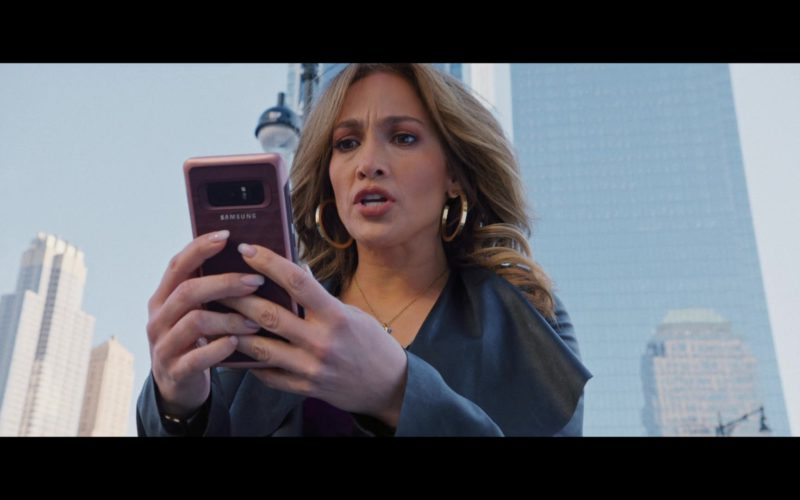 Samsung Galaxy Cell Phone Used by Jennifer Lopez in Second Act (3)