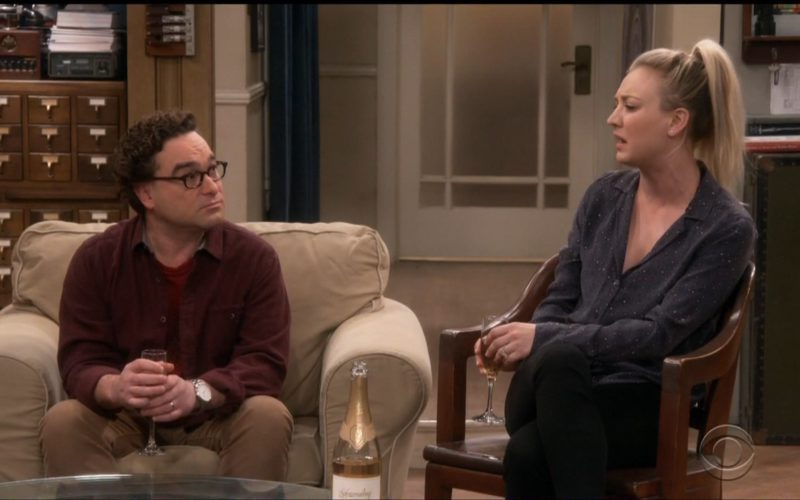 Schramsberg Sparkling Wine in The Big Bang Theory (1)