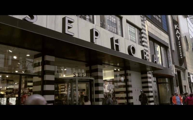 Sephora Store in Second Act (2018)