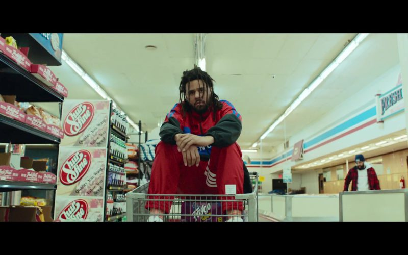Shurfine Supermarket in Middle Child by J. Cole (3)