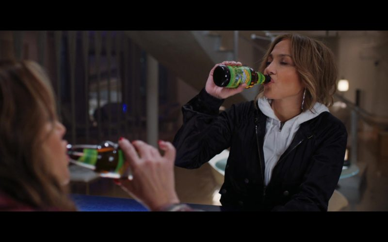 Sierra Nevada Pale Ale Bottle Held by Jennifer Lopez in Second Act (1)