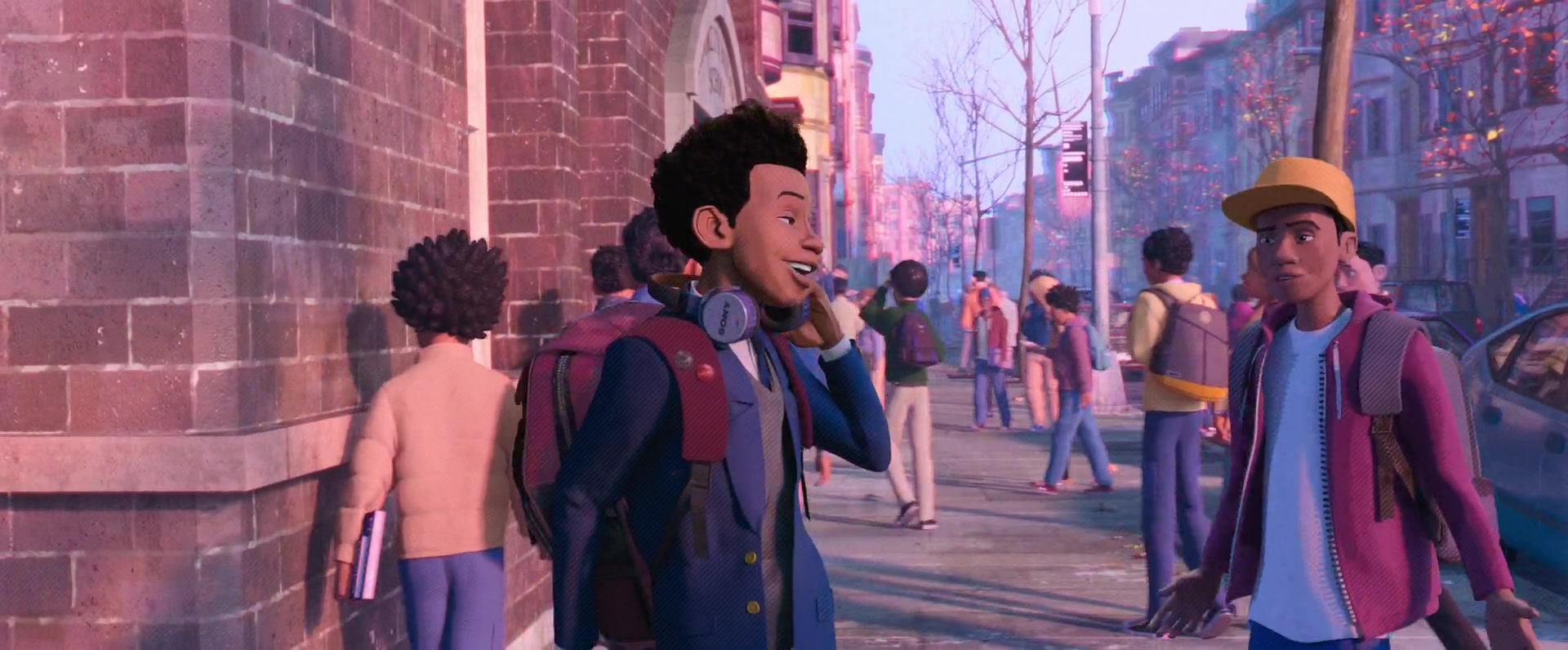 Sony Headphones Used By Miles Morales In Spider Man Into