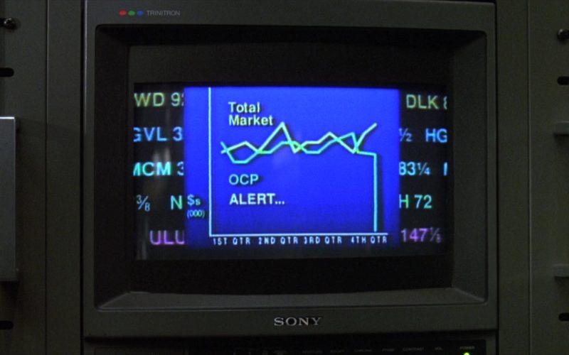 Sony Monitors in RoboCop 3 (5)