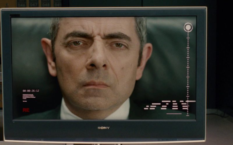 Sony TV in Johnny English Reborn (1)