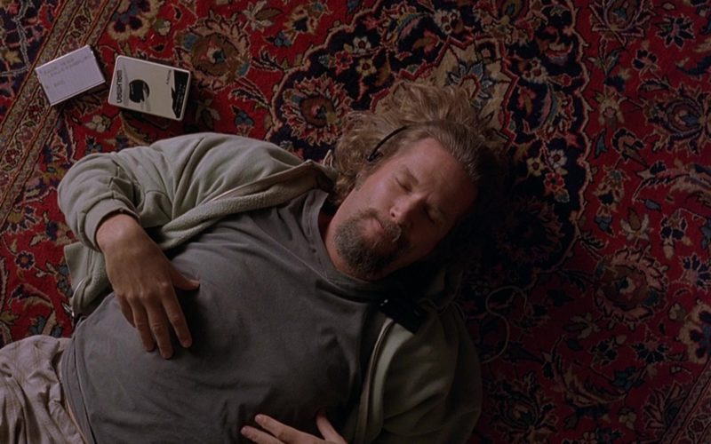 Sony Walkman Stereo Cassette Player Used by Jeff Bridges (The Dude) in The Big Lebowski (1)