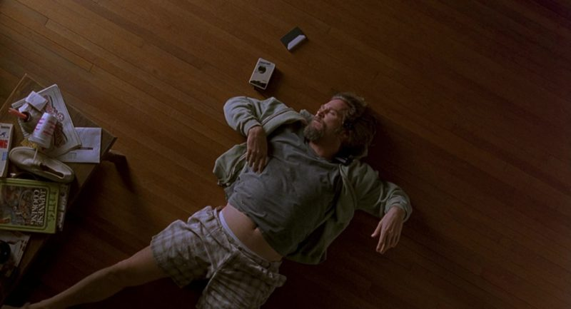 Sony Walkman Stereo Cassette Player Used by Jeff Bridges (The Dude) in The Big Lebowski (1998) Movie Product Placement