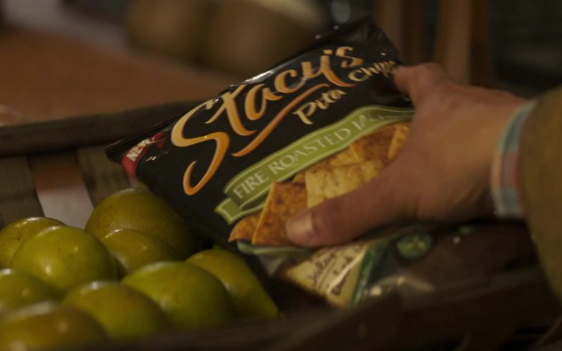 Stacy's Pita Chips Held by Mark Wahlberg in Instant Family (1)