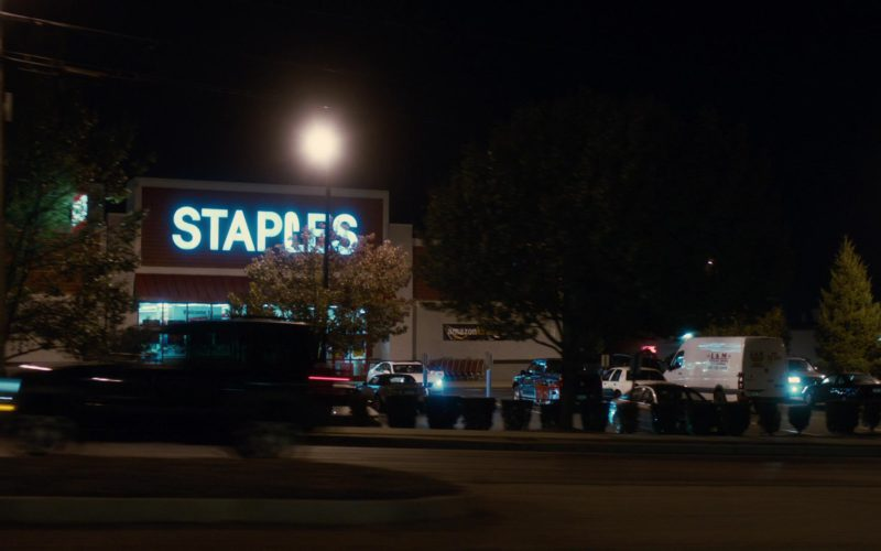 Staples Store in Young Adult