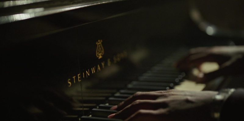 Steinway & Sons Pianos Used by Mahershala Ali in Green Book (2018) - Movie Product Placement
