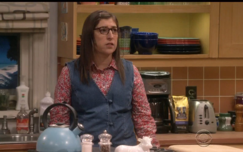 The Big Bang Theory 2-1-2018-Westrock
