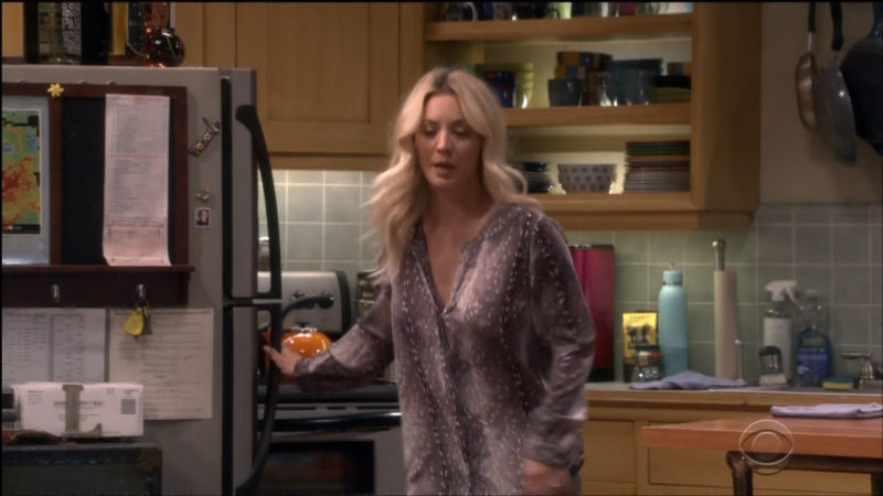 Westrock Coffee on The Big Bang Theory TV Show Product Placement
