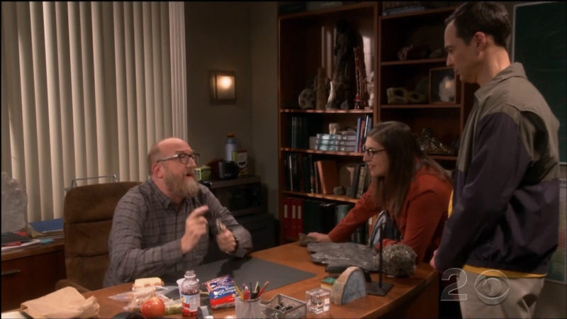 Tim's Potato Chips in The Big Bang Theory TV Show Product Placement