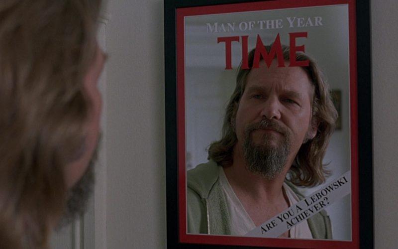 Time Magazine Mirror in The Big Lebowski (1)