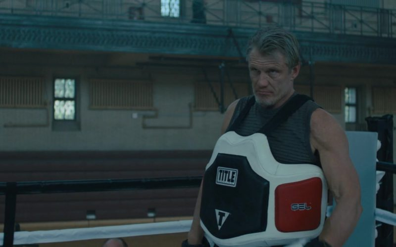 Title Boxing Equipment Worn by Dolph Lundgren in Creed 2 (1)